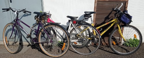 Adopte un vélo en le réparant