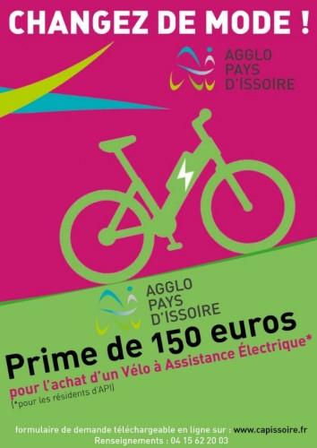 Prime 150€ API Issoire