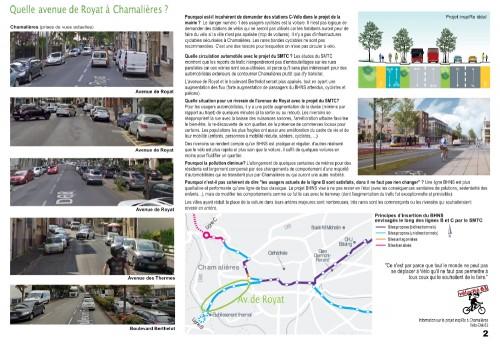 Projet inspiRe - Av. de Royat à Chamalières - 2/2