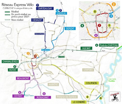 Plan du REV réalisé au 1er septembre 2021